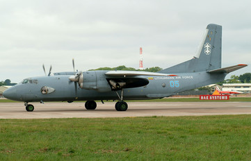 05 - Lithuania - Air Force Antonov An-26 (all models)