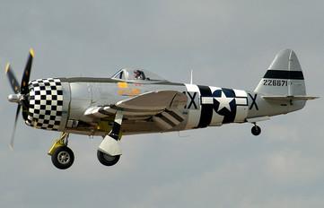G-THUN - Patina Republic P-47D Thunderbolt