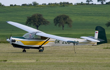 OK-ZUO 08 - Private Schleicher Ka-4
