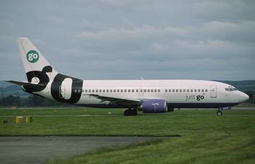 G-IGOC - GO Fly Boeing 737-300