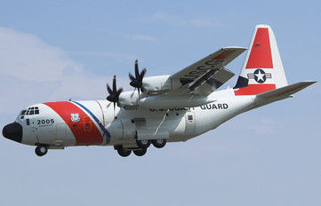 2005 - USA - Coast Guard Lockheed HC-130J Hercules