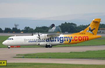 G-BXTN - Aurigny Air Services ATR 72 (all models)