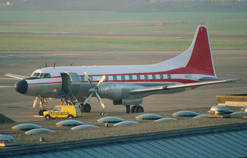 N849TA - Private Convair CV-640