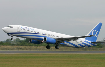 5B-DBI - Ajet Boeing 737-800