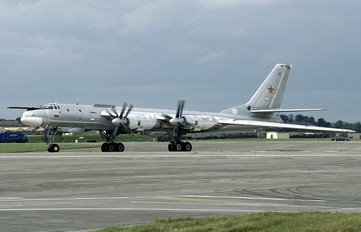 20 - Russia - Air Force Tupolev Tu-95