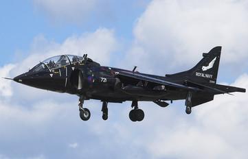ZD990 - Royal Navy British Aerospace Harrier T.8