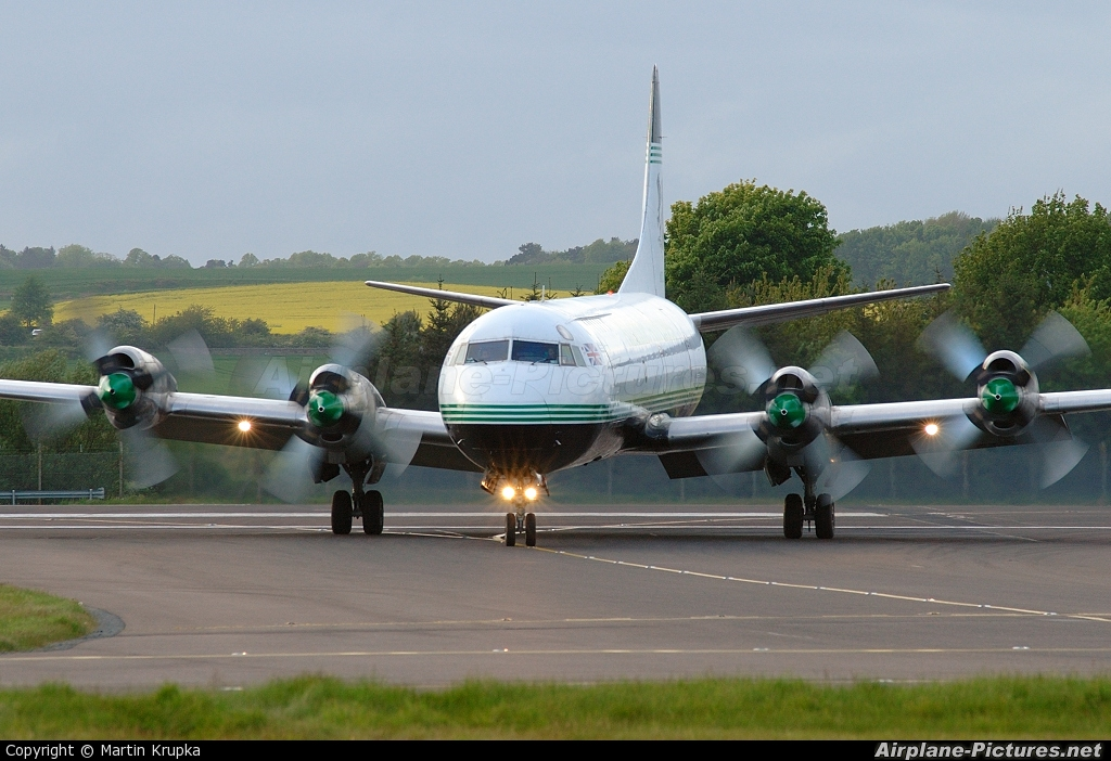 Atlantic Airlines G-FIJV aircraft at Edinburgh