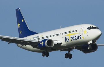 G-STRA - Astraeus Boeing 737-300