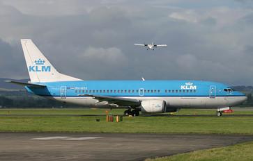 PH-BDE - KLM Boeing 737-300