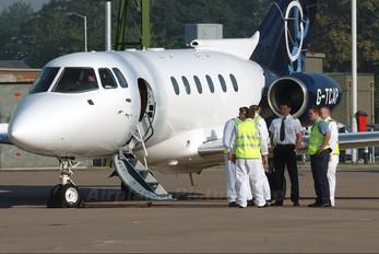 G-TCAP - BAe Systems British Aerospace BAe 125