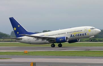 G-STRF - Astraeus Boeing 737-700