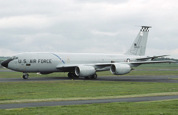63-8021 - USA - Air Force Boeing KC-135R Stratotanker