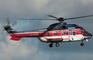 G-PUMH - Bristow Helicopters Aerospatiale AS332 Super Puma