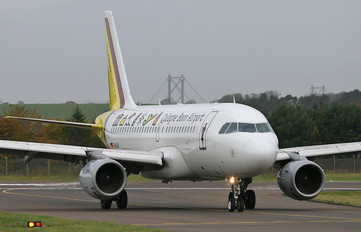 D-AILN - Germanwings Airbus A319