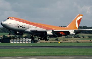 C-FCRD - CP Air Boeing 747-200