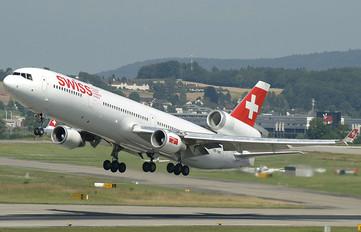 HB-IWE - Swiss McDonnell Douglas MD-11