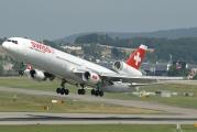 HB-IWE - Swiss McDonnell Douglas MD-11 aircraft
