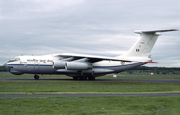 K2902 - India - Air Force Ilyushin Il-76 (all models)
