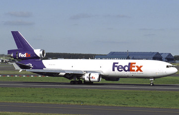 N619FE - FedEx Federal Express McDonnell Douglas MD-11F