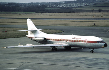 F-BUZC - Minerve Sud Aviation SE-210 Caravelle