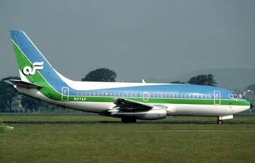 N37AF - Air Florida Boeing 737-200