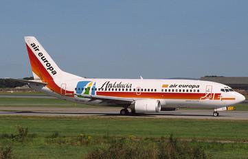 EC-GHD - Air Europa Boeing 737-300