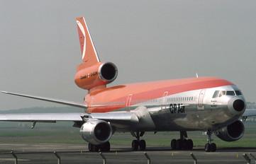 C-GCPI - CP Air McDonnell Douglas DC-10