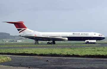 G-ASGP - British Airways Vickers Super VC-10