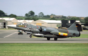 21+85 - Germany - Air Force Lockheed F-104G Starfighter