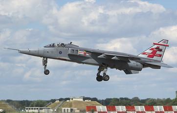 XZ103 - Royal Air Force Sepecat Jaguar GR.3