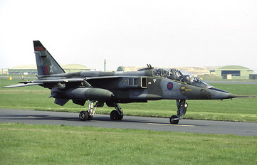 XX838 - Royal Air Force Sepecat Jaguar T.2