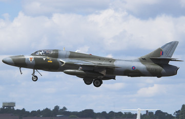 G-BVGH - Private Hawker Hunter T.7