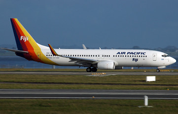 DQ-FJH - Air Pacific Boeing 737-800