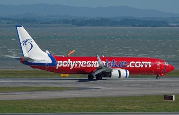 ZK-PBF - Polynesian Blue Boeing 737-800