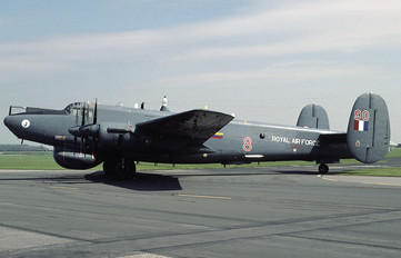 WL790 - Royal Air Force Avro 696 Shackleton AEW.2