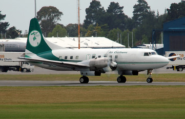 ZK-CIB - Air Chathams Convair CV-580