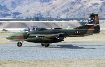 ZK-JTL - Private Cessna A-37B Dragonfly