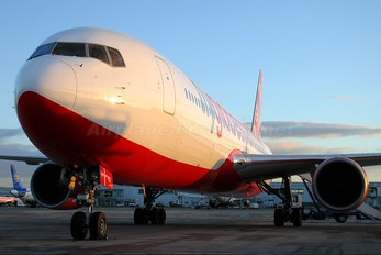 G-CEFG - Flyglobespan Boeing 767-300ER