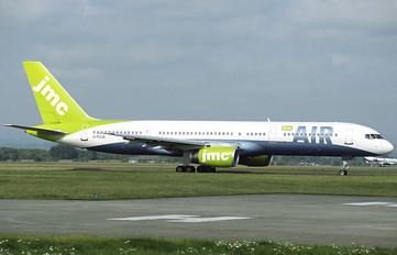 G-FCLB - JMC Air Boeing 757-200