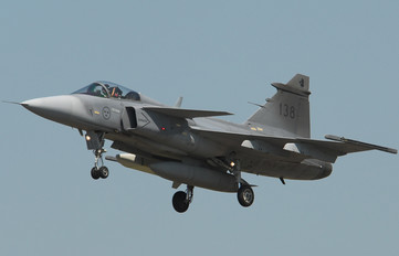 39138 - Sweden - Air Force SAAB JAS 39A Gripen