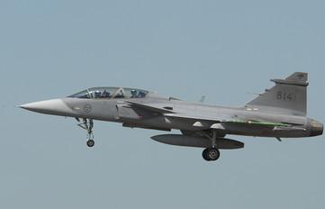 39814 - Sweden - Air Force SAAB JAS 39B Gripen