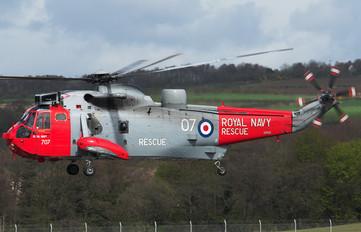 XZ920 - Royal Navy Westland Sea King HU.5