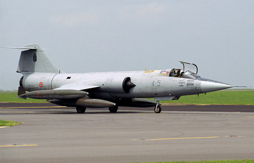 MM6705 - Italy - Air Force Lockheed F-104S ASA Starfighter
