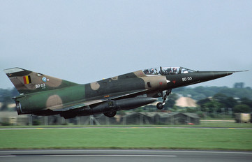 BD-03 - Belgium - Air Force Dassault Mirage V