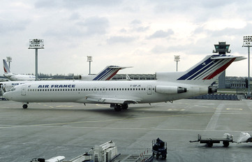 F-BPJK - Air France Boeing 727-200