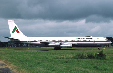 CS-TBA - Air Atlantis Boeing 707-300