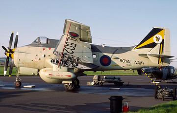 G-BMYP - Private Fairey Gannet AEW.3