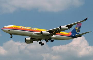 6Y-JMC - Air Jamaica Airbus A340-300
