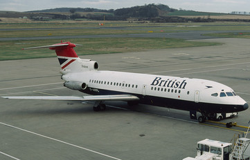 G-ARPL - British Airways Hawker Siddeley HS.121 Trident 1