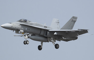 HN-444 - Finland - Air Force McDonnell Douglas F-18C Hornet